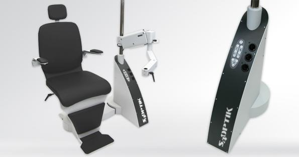 1600-CB Chair and Stand Unit1